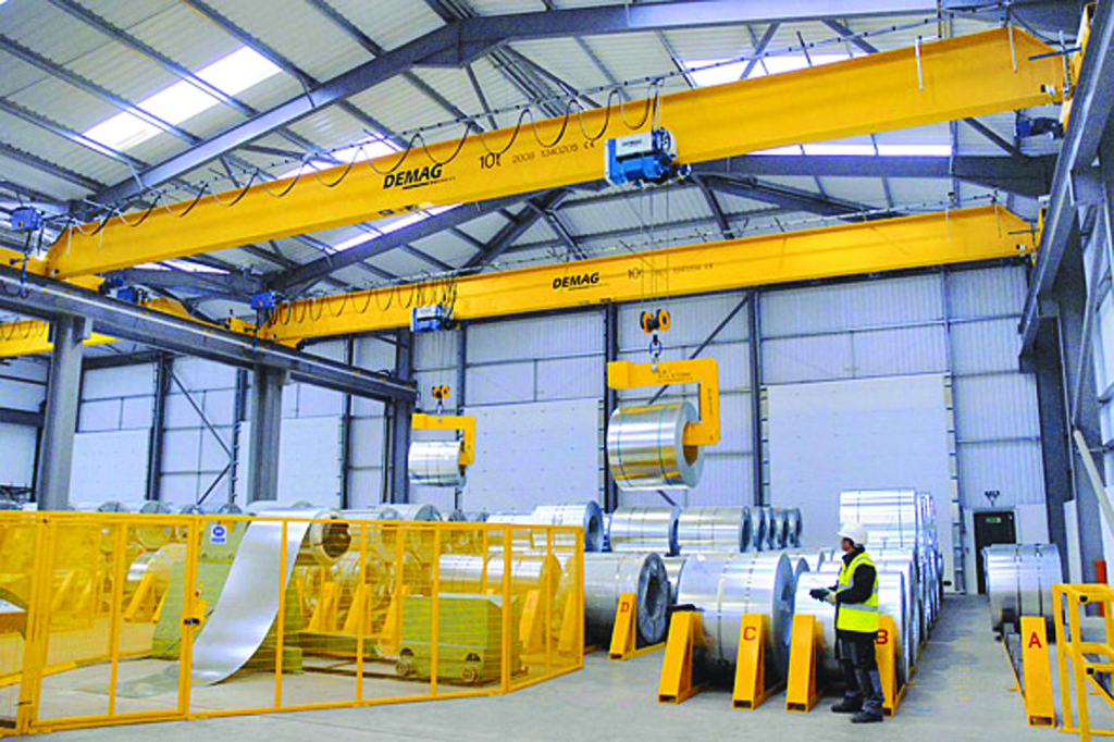 Demag Cranes And Components Integrity Crane Services
