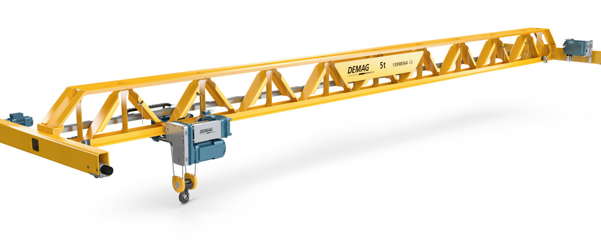 Demag Cranes And Components Integrity Crane Services